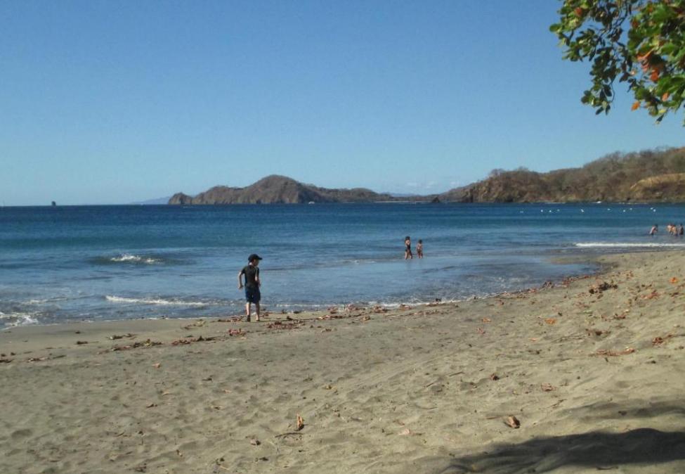 Kid-Friendly waters at El Velero Hotel